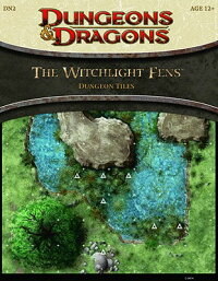 TheWitchlightFens-DungeonTiles:A4thEditionDungeons&DragonsAccessory