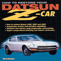 How_to_Restore_Your_Datsun_Z-C