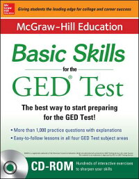 McGraw-HillEducationBasicSkillsfortheGEDTestwithDVD(Book+DVDSet)[McGraw-HillEducation]