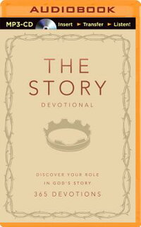 TheStoryDevotional:DiscoverYourRoleinGod'sStory[ZondervanPublishing]