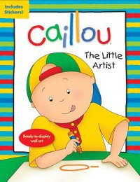 Caillou:TheLittleArtist