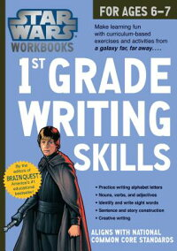 StarWarsWorkbook:1stGradeWritingSkills[WorkmanPublishing]