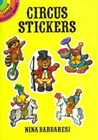 Circus_Stickers
