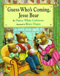 GuessWho'sComing,JesseBear
