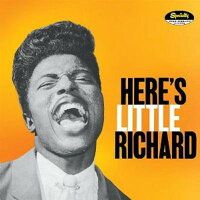 【輸入盤】Here'sLittleRichards(Remastered&Expanded)[LittleRichard]