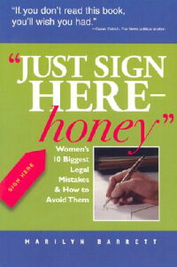 Just_Sign_Here,_Honey:_Women's