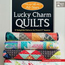 "Moda All-Stars - Lucky Charm Quilts: 17 Delightful Patterns for Precut 5"" Squares"