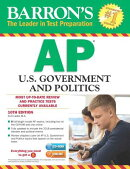 Barron's AP U.S. Government and Politics , 10th Edition [With CDROM]