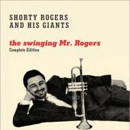 【輸入盤】SwingingMrRogers[ShortyRogers]