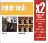 【輸入盤】X2:LegalizeIt/EqualRights[PeterTosh]
