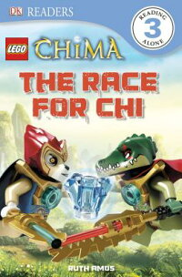 DKReaders:LegoLegendsofChima:TheRaceforChi[ー]