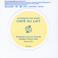 AFTERNOON_TEA_MUSIC・CAFE[´]_AU_LAIT