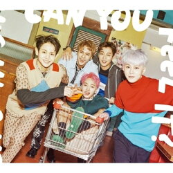 【輸入盤】1st Mini Album: CAN YOU FEEL IT? 【Sense Ver.】