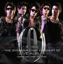 【輸入盤】 DONG BANG SHIN KI / THE 2ND ASIA TOUR CONCERT 'O' (LIVE CD)