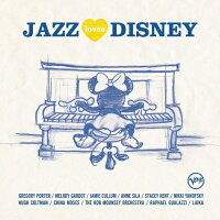【輸入盤】JazzLovesDisney[Various]