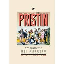 【輸入盤】1st Mini Album: HI! PRISTIN 【Prismatic Version A】