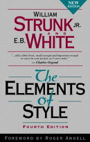 ELEMENTS OF STYLE,THE 4/E(P)