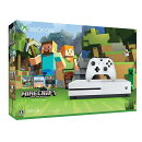 Xbox One S 500 GB (Minecraft 同梱版)