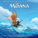 【輸入盤】Moana (Original Soundtrack)