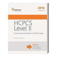 HCPCSLevelIIProfessional(Softbound)2014[Optum]