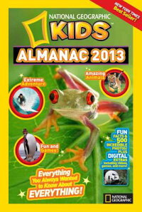 NationalGeographicKidsAlmanac2013