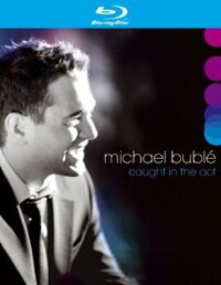 【輸入盤】CaughtInTheAct[MichaelBuble]