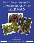 Communicating in German, (Novice Level)