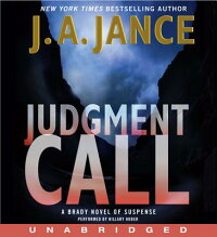 JudgmentCallCD:JudgmentCallCD[J.A.Jance]