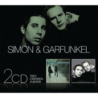 【輸入盤】Bookends/SoundsOfSilence[Simon&Garfunkel]