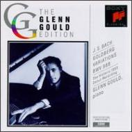 【輸入盤】GoldbergVariations:Gould(1955)[バッハ(1685-1750)]