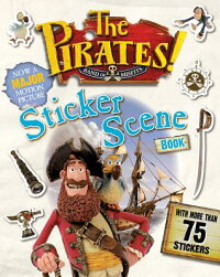ThePirates!StickerSceneBook