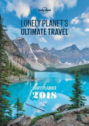 Lonely Planet Ultimate Travel Day Planner 2018