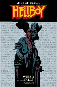 Hellboy:_Weird_Tales_Volume_2