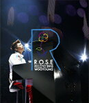 "WOOYOUNG (From 2PM) Japan Premium Showcase Tour 2015 ""R.O.S.E""【Blu-ray】"