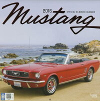 Mustang2016Square12x12[IncBrowntroutPublishers]