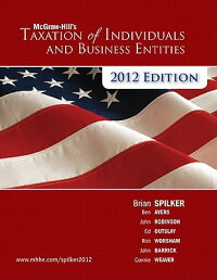 Loose-LeafTaxationofIndividualsandBusinessEntities2012Edition