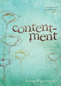 Contentment:_A_Godly_Woman's_A