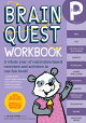 BRAIN QUEST PRE-K WORKBOOK(WITH STICKER)