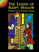 LEGEND OF SLEEPY HOLLOW STAINED GLASS CO