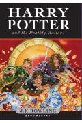Harry Potter and the Deathly Hallows UK版 (ハードカバー) [洋書]