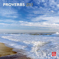 Proverbs2013Square12x12WallCalendar[ー]