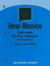 New_Mexico_Holt_Math_Test_Prep