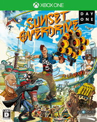 SunsetOverdriveDayOneエディション