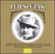 【輸入盤】LeoSlezak(T)[TenorCollection]