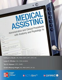 MedicalAssisting:Administrative&ClinicalProcedureswithStudentCDs[BoothKathryn]