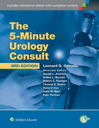 The5MinuteUrologyConsult:The5MinuteUrologyConsult[Gomella]