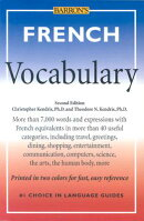 French Vocabulary French Vocabulary