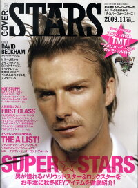 The_COVER_for_STARS_(ザ・カバー・フォー・スターズ)_2009年_11月号_[雑誌]
