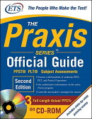 The Praxis Series Official Guide , Second Edition: PPST(R) ? Plt? ? Subject Assessments [With CDROM]