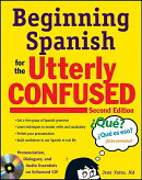 Beginning Spanish for the Utterly Confused [With CD (Audio)]